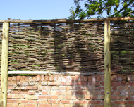 Hazel privacy screen